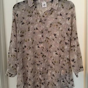 Cabi button up blouse